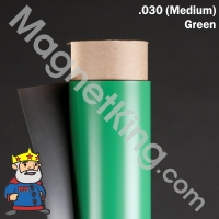 Green magnetic sheeting