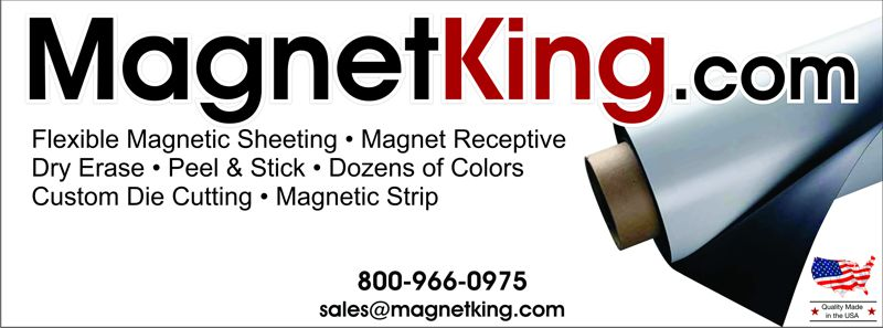 Flexible vinyl magnetic sheeting custom magnet sheet magnet king reheart Images