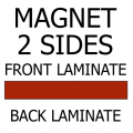 2 Sided Magnet