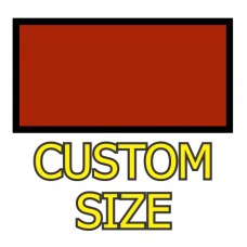 Custom Size Rectangle Medium Peel n Stick Magnet
