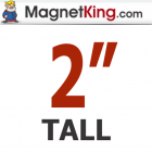 2 in. Tall (4)