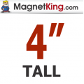 4 in. Tall