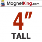 4 in. Tall (4)