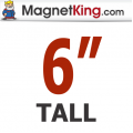 6 in. Tall