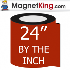 Thick Premium Colors Glossy Magnet by the Inch