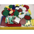Jumbo-Mega Colorful Assortment Magnet - FREE SHIPPING