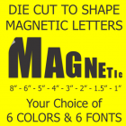 Die Cut Magnetic Letters (33)
