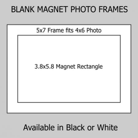 4x6 Magnetic Photo Frame Kit