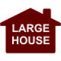 House Shape -  23.5x17.5 Magnet Die Cut