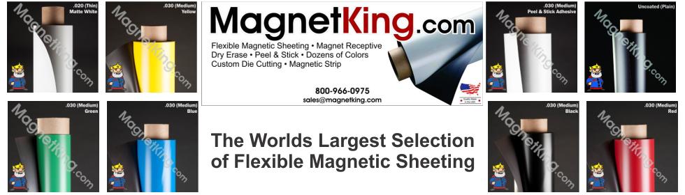 Magnetking Banner
