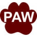 Paw Shape - 5x4.5 in. Magnet Die Cut