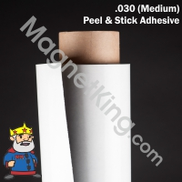 plain uncoated magnetic sheeting