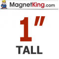 1 in. Tall