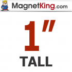 1 in. Tall (5)