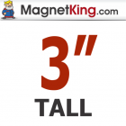 3 in. Tall (4)