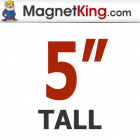 5 in. Tall (4)