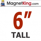 6 in. Tall (4)