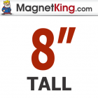 8 in. Tall (4)