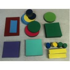 25 Pounds of Miscellaneous Colored Magnet