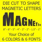 Die Cut Magnetic Letters (33)