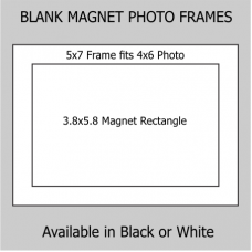 4x6 Magnetic Photo Frame Kit