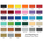 32 Premium Colors Magnet (135)