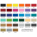 "12"" x 18"" Sheet Medium Premium Colors Glossy Magnet"